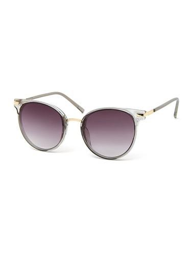 Belletti Belletti Blt21155C Yuvarlak Şeffaf Kadın Güneş Gözlüğü  Renksiz